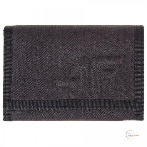 Кошелек 4F черный  (H4L17-PRT001-60)