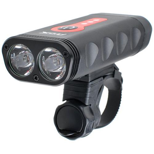 Фара передняя ProX Sirius 2xCree XP-G3 900Lm USB черный (A-O-B-P-0349)