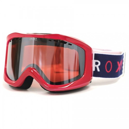 Маска горнолыжная Roxy Sunset, красный (g-8)