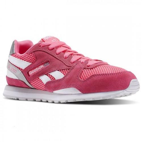 Кроссовки Reebok GL 3000 розовый/белый (V69799)