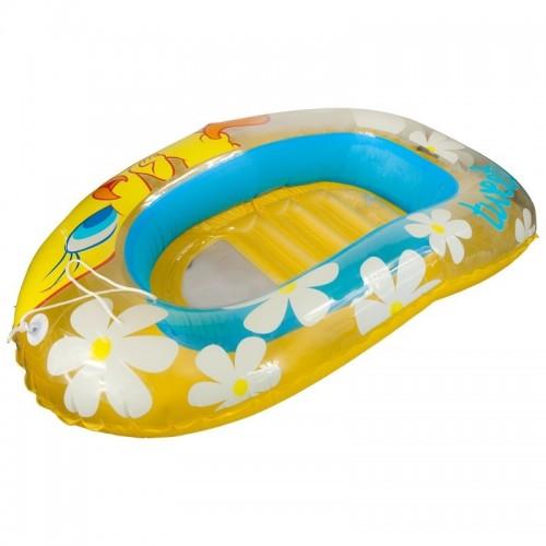 Круг для плавания Aqua-Speed детский Желтый/смешан Винил (49873)