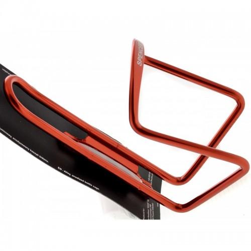 Фляготримач Spencer алюминий, красный (KOB353)
