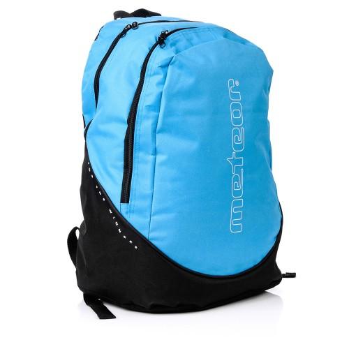 Рюкзак Meteor синий/черный  (75451)