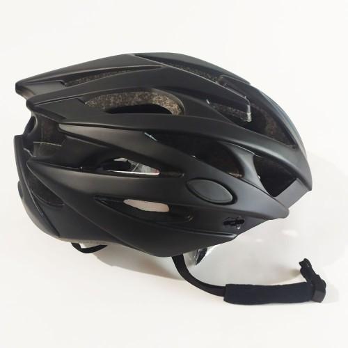 Шлем велосипедный Incirca Helm Solo MV29 черный (st-005)