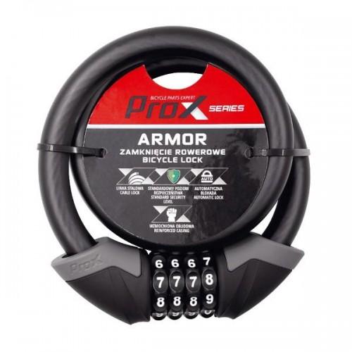 Замок ProX Armor кодовый 15 х 1000 мм. черный (A-Z-0306)