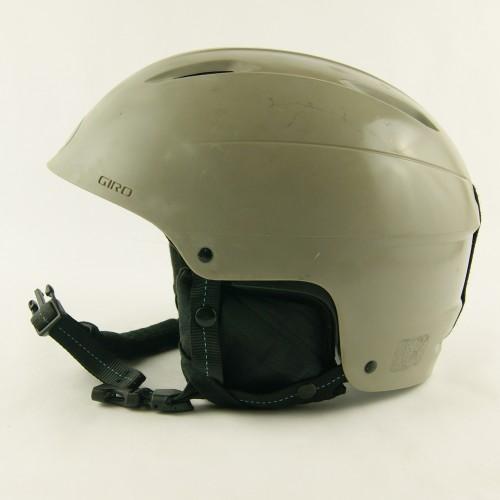 Горнолыжный шлем Giro серый матовый  (H-039)