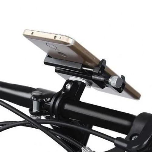 Велосипедный держатель для смартфона Benguo bg-090 алюминий, черный (bg-090)