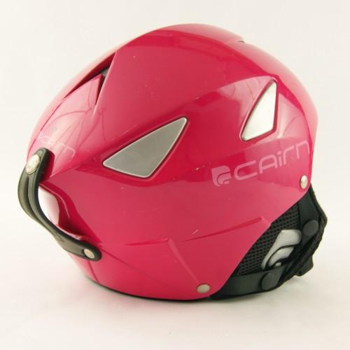 Горнолыжный шлем Cairn розовый глянец (H-027) Б/У