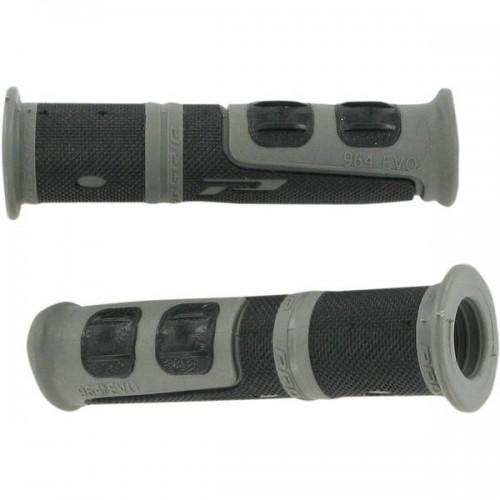 Грипсы Progrip 964 Gel черный / серый (CC96480)