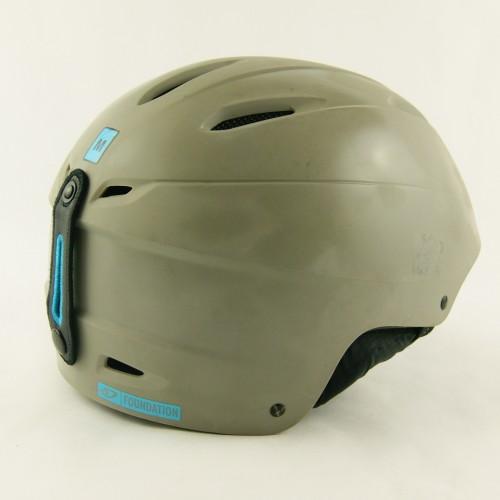 Горнолыжный шлем Giro серый матовый (H-038) Б/У