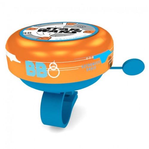 Звонок Spencer Star Wars BB8 оранжевый (DZW185)