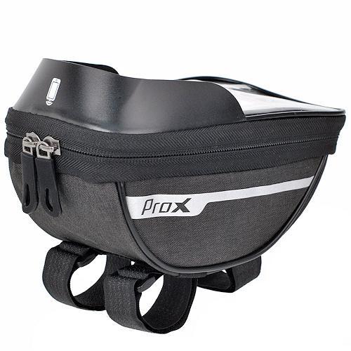 """Велосумка Prox Nebraska 295 для смартфона 6,4"""", черный (A-SP-0240)"""