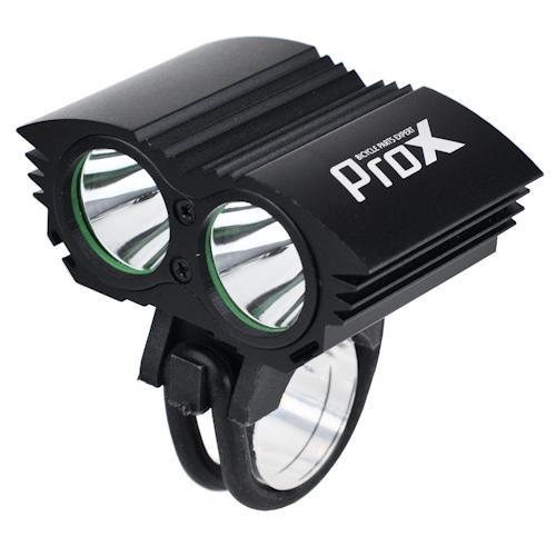 Фара передняя Prox Dual I Power 2xcree черный  (a-O-b-p-0173)