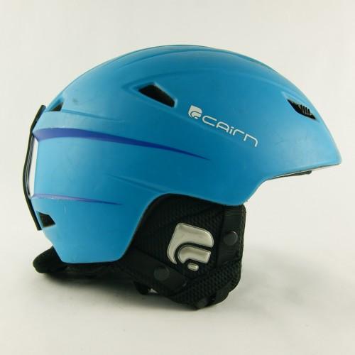 Горнолыжный шлем Cairn голубой матовый (H-011)
