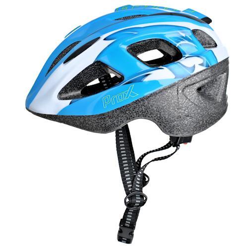 Шлем велосипедный ProX Armor детский, голубой (A-KO-0138)
