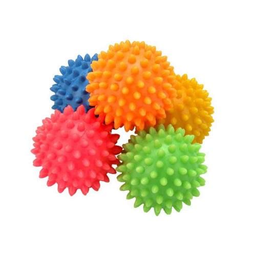"""Мяч """"йожик"""" для массажа Красный и синий (29038)"""