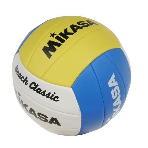 Мяч волейбольный Mikasa VXL20 Белый/желтый/синий Еко кожа (11021)