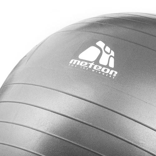Мяч для фитнеса Meteor с помпой (31182)