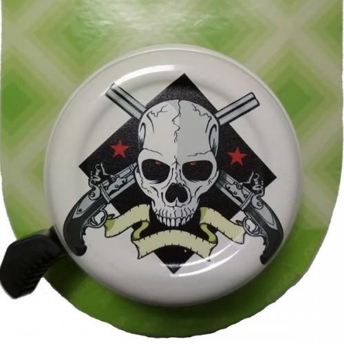 Звонок DN BL-52 пират, белый (BL-52)