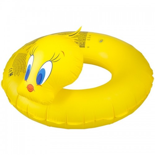 Плавательный круг Aqua-Speed (качка) Желтый Резина (2674-T)