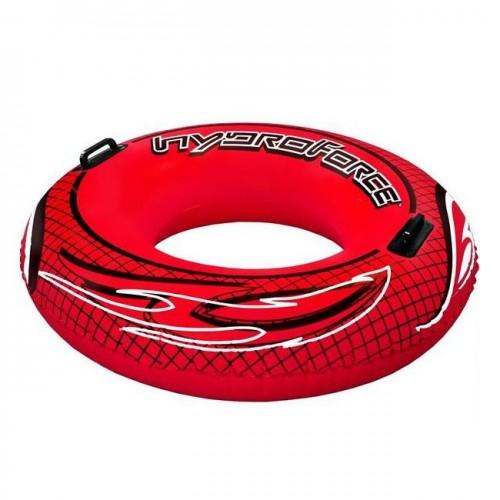 Плавательный круг Aqua-Speed со спинкой Красный (2140)