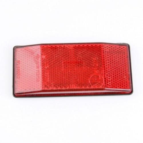 Катафот на багажник, красный (A-PZ-0081)