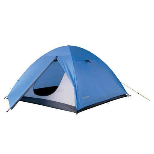 Палатка King Camp Hiker 3 синяя (KT3021)