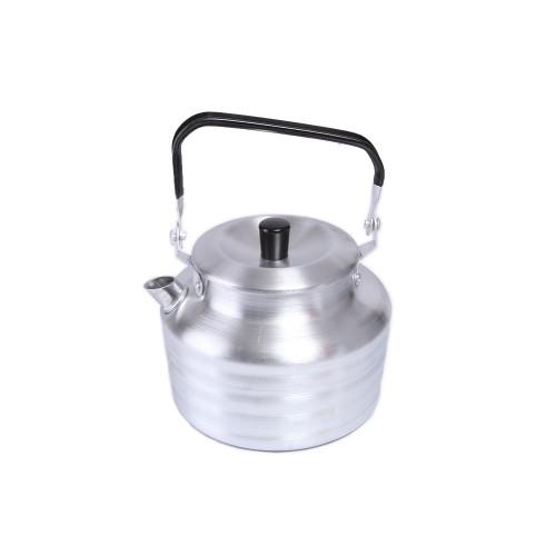 Посуда кемпинговая King Cemp (5 предметов) Серебристый (80098)