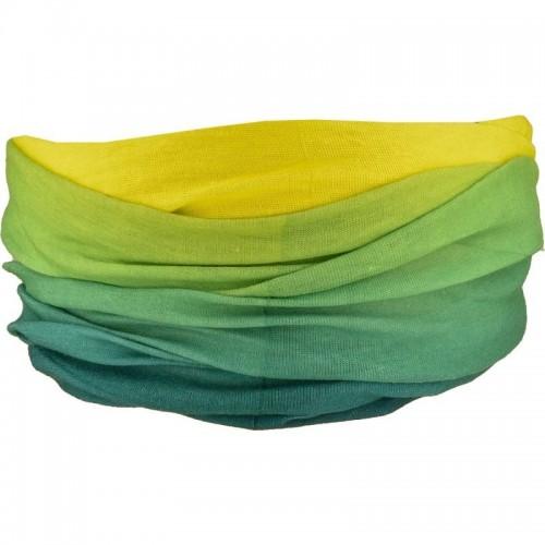 Бафф 4F, зеленый / желтый (H4Z17-BANU003-815)