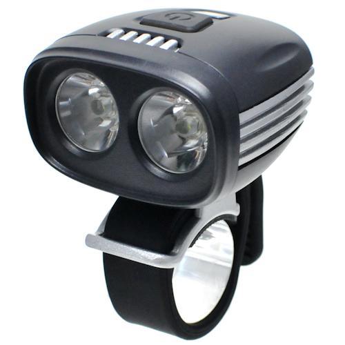 Фара передняя ProX Thuban 2 Cree XM-L2 U2 Led Sensor черный (A-O-B-P-0335)