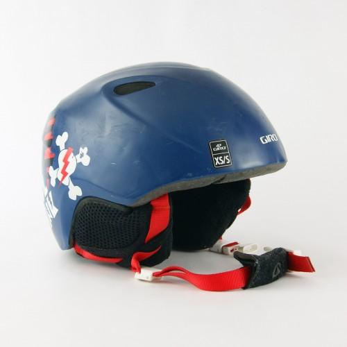 Горнолыжный шлем Giro Slingshot синий матовый (H-001) Б/У