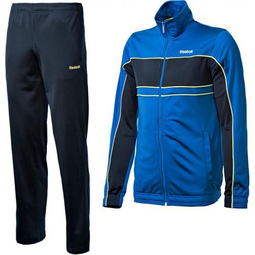 Спортивный костюм Reebok мужской синий (Z89633)