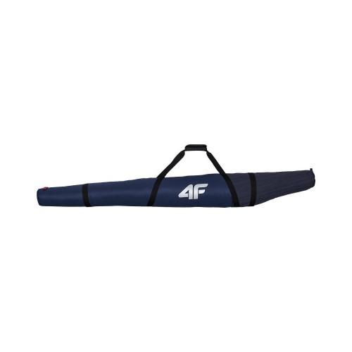 Сумка для лыж 4F синяя размер 160