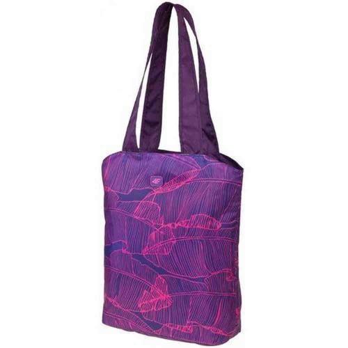 Модная женская сумка 4F розовая (H4L17-TPL001-1981)