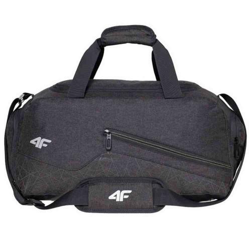 Женская сумка модная 4F серая (H4L17-TPU001)