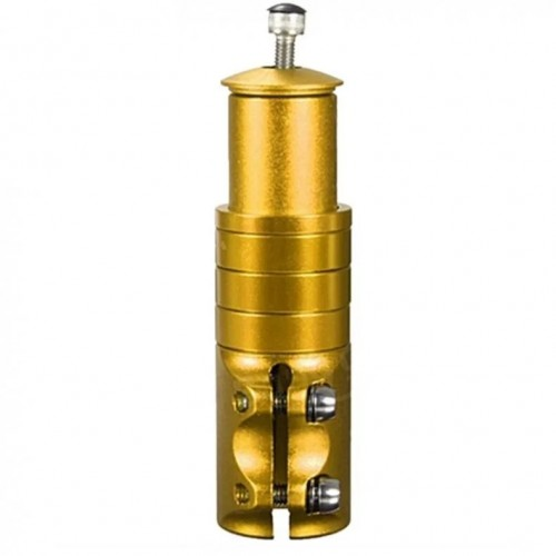 "Адаптер для руля GJB-012 Heads UP 1-1 / 8"", 110мм, золотой (GJB-012-gold)"