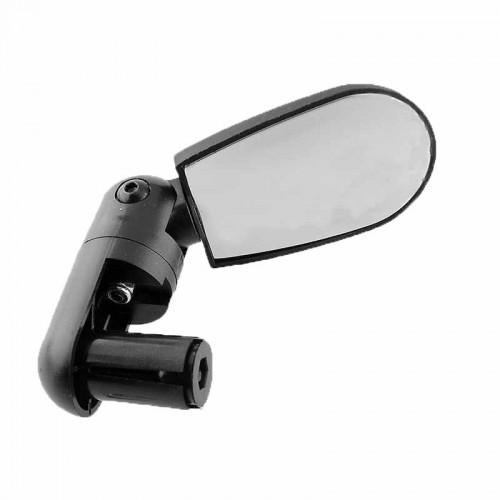 Зеркало BC-BM101 в ручку руля, с креплением, черный (MIR-001)