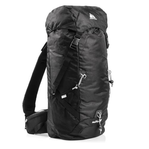 Рюкзак туристический Meteor Mayon 40L Черный  (75471)