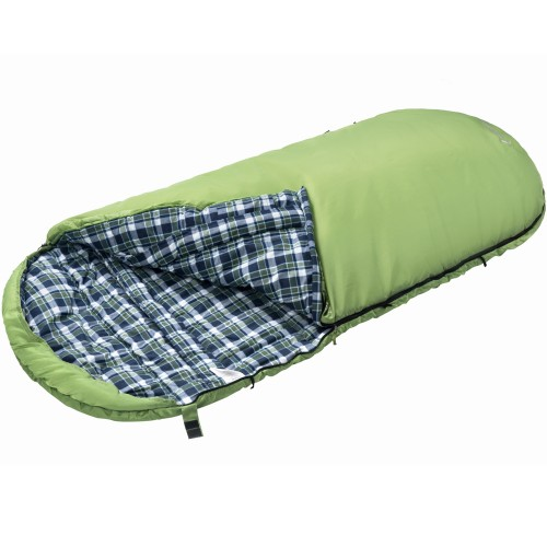 Спальный мешок King Camp Freespace 250 2,5кг зеленый/серый (KS3168)