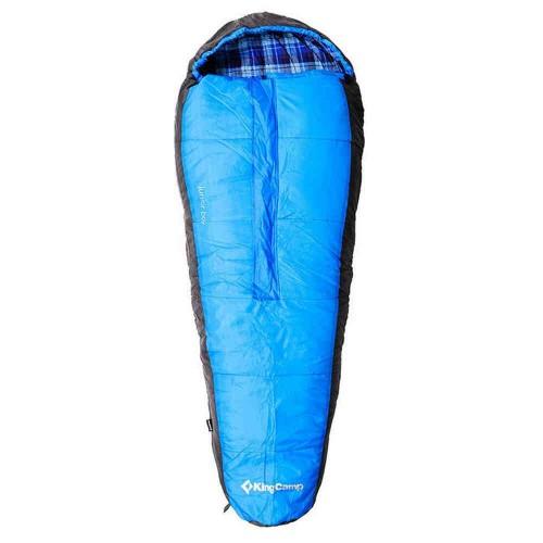 Спальный мешок King Camp Junior Boy синий (KS3194)