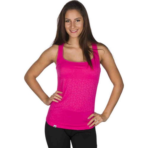 Спортивная майка 4F розовая женская (T4Z16-TSDF003-822)