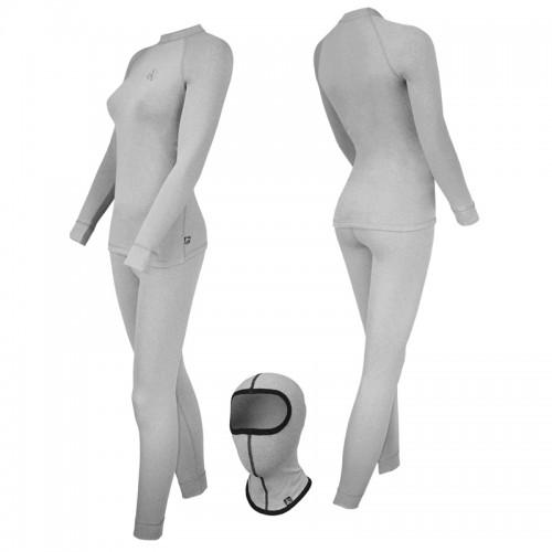 Термобелье женское Radical CUTE светло-серый (Cute-grey)
