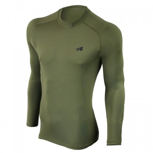 Термоактивная футболка Radical FURY ARMY LS Хаки (ARMY-LS)