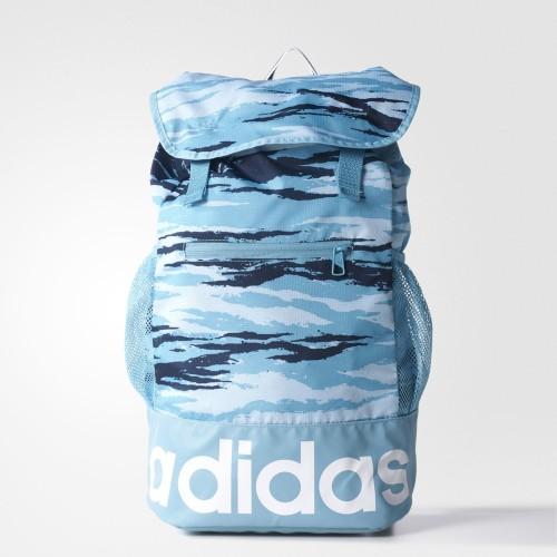 Рюкзак Adidas синий (75306)