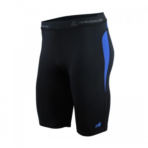 Термоактивные шорты Radical Rapid черно-голубой (Rapid-blue)