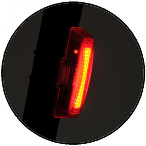 Задняя фара ProX LINE R USB, красный (a-O-b-p-0207)
