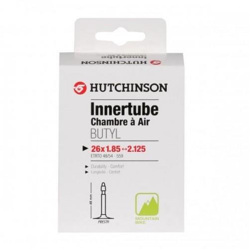 Камера Hutchinson Inner Tube 26x1.85 / 2.125 Presta 48мм (st-080)