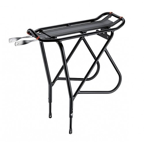 Багажник Ibera Pakrak Touring Bike Carrier IB-RA15 чорний (BAG115)