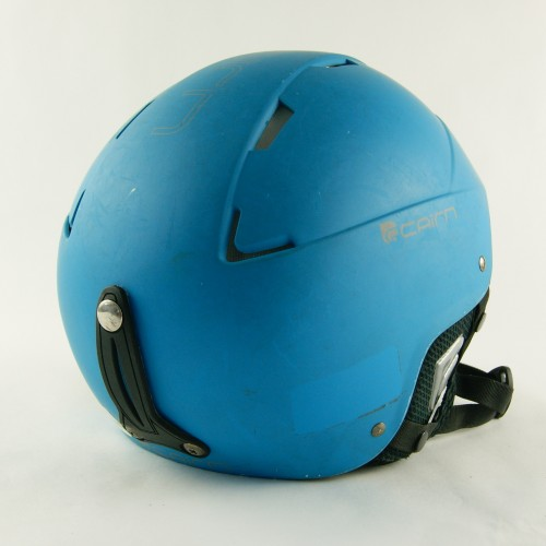 Горнолыжный шлем Cairn голубой матовый (H-010) Б/У