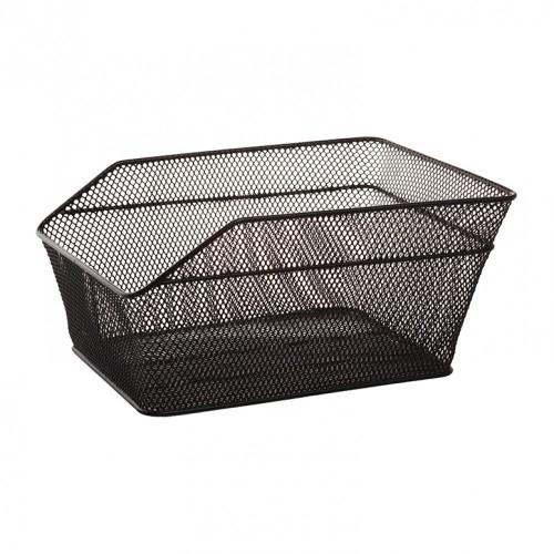 Корзина Spencer на багажник железный черный (KOS017)
